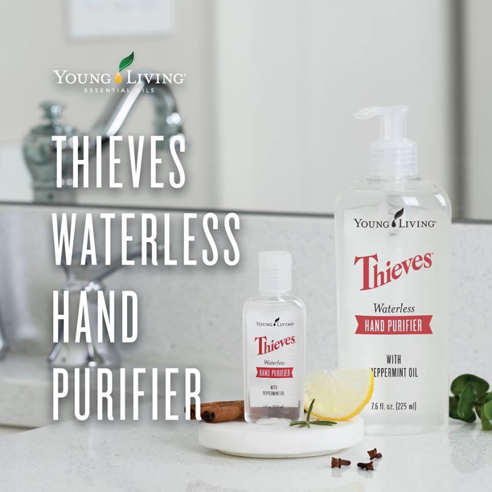 thieves sanitizer